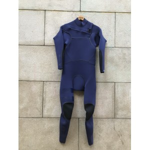 Traje Neopreno Hurley Advantege Max 4'3 Chest Zip Navy 2019