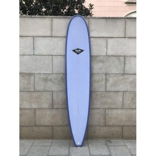 Tabla Surf Longboard Tactic 9'2 Lila
