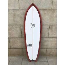 Tabla Surf Banana Shapes Fish N Banana Chips 5'6