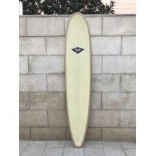 Tabla Surf Longboard Tactic 9'2 Marrón