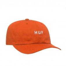 Gorra HUF Essentials OG Logo Naranja