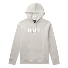 Sudadera HUF Essentials OG Logo Unbleached