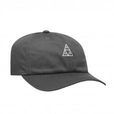 Gorra HUF Essentials Triple Triangle Gris