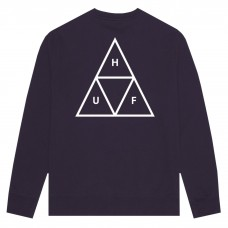 Sudadera HUF Triple Triangle Lila
