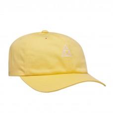Gorra HUF Essentials Triple Triangle Amarilla