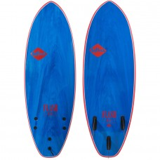 Tabla de Surf Softech Eric Geiselman Flash 5'0 Azul