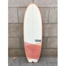 Tabla Surf Full & Cas I-Rhino 5'4