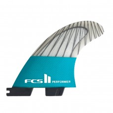 Quillas Surf FCS 2 Performer PC Carbon Azules