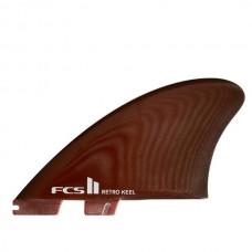 Quilla Surf FCS II Retro Keel