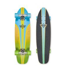 Mini Longboard Completo Dusters Glassy Pinstripe 29''