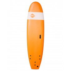 TABLA DE SURF SOFTECH HAND SHAPED 7'0 NARANJA