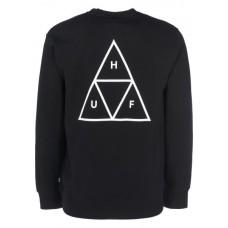 Sudadera HUF Triple Triangle Negra