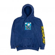 Sudadera Rip N Dip Confiscated Azul
