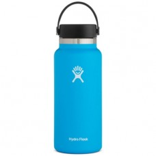 Botella Hydro Flask Azul 946ml