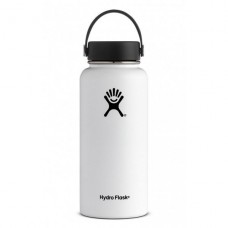 Botella Hydro Flask Blanca 946ml