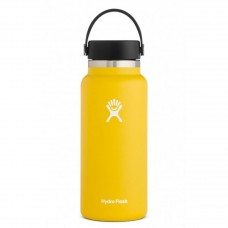 Botella Hydro Flask Amarilla 946ml