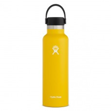 Botella Hydro Flask Amarilla 621ml