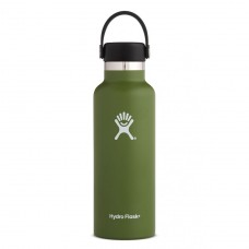 Botella Hydro Flask khaki 532ml