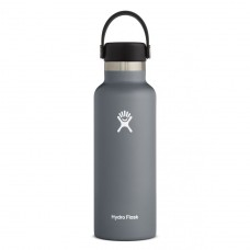 Botella Hydro Flask Gris 532ml