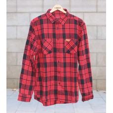 Camisa Tactic Flannel Roja