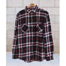 Camisa Tactic Flannel Negra