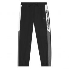 Pantalón HUF Lewis Track Pant Negro