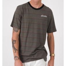 Camiseta Afends Hemp Stripe