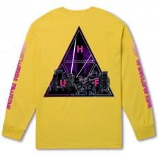 Camiseta HUF Neo TT Limón