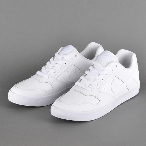 6932c1fbed833 Zapatillas Nike SB Delta Force Blancas