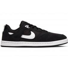 Zapatillas Nike SB Alleyoop Negras Blancas