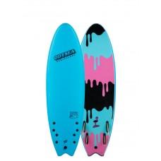 Tabla Catch Surf Skipper Quad x Tyler Stanaland Pro 6'0 Cool Blue Drips