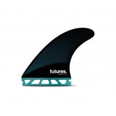 QUILLAS DE SURF FUTURES FINS R6 TURQUESA