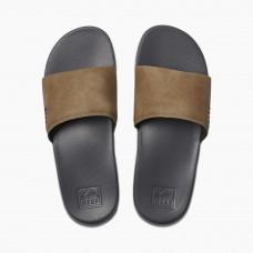 Chanclas Reef One Slide Grey Tan