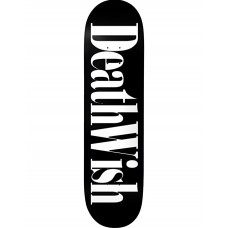 TABLA  SKATE  DEATHWISH SHINE BOX 8.2
