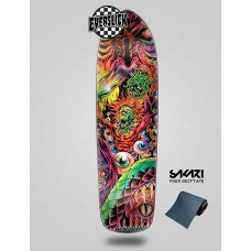 TABLA  SKATE CREATURE HELLUCINATIONS II EVERSLICK 8.5