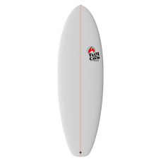 TABLA DE SURF FULL & CAS SLOPPY SECONDS 5'10
