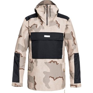 DC RAMPART JACKET CAMO
