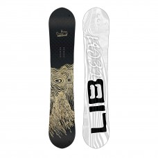 TABLA SNOWBOARD LIB TECH SKATE BANANA WOODY 2018