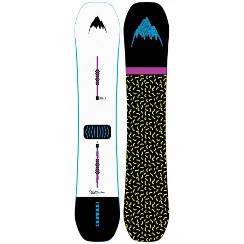 TABLA SNOWBOARD BURTON FREE THINKER 2018