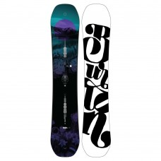 TABLA SNOWBOARD BURTON FEELGOOD FLYING V 2018