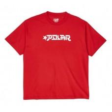 Camiseta Manga Corta Polar Star Tee Roja