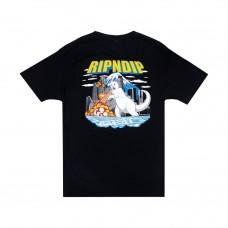 Camiseta Manga Corta Rip N Dip Nermzilla Negra