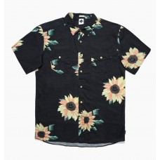 Camisa Manga Corta TCSS Sunray SS Negra
