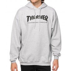 Sudadera Thrasher Sk8 Mag Gris