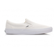 Zapatillas Vans Classic Slip On Blancas