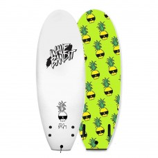 TABLA SURF WAVE BANDIT TWIN BEN GRAVY  4'10 BLANCA