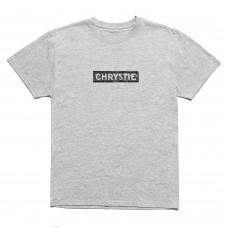Camiseta Manga Corta Chrystie New York Station Gris