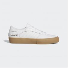 Zapatillas Adidas Skateboarding Matchbreak Super Blancas Marrones