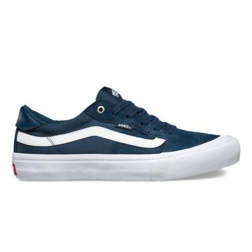 d2947548c Zapatillas Vans Style 112 Pro Mide Azules
