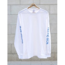 Camiseta Manga Larga Tactic Atletic SL Blanca